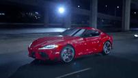 Trước ngày ra mắt, Toyota Supra 2020 bất ngờ lộ video quảng cáo và loạt ảnh spyshot