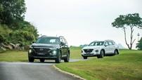 6 phiên bản của Hyundai Santa Fe 2019 tại Việt Nam khác nhau thế nào về trang bị?