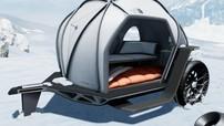 Công ty con Designworks của BMW và The North Face hé lộ về một mẫu xe cắm trại siêu nhẹ