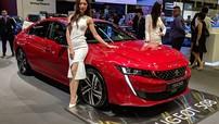 Sedan cỡ trung Peugeot 508 2019 ra mắt Đông Nam Á, đe dọa Toyota Camry và Mazda6