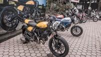 Ducati Việt Nam mang bộ ba Ducati Scrambler 2019 tuyệt đẹp về Việt Nam