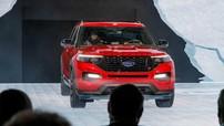 Ford Explorer ST 2020 - SUV mạnh nhất từ trước đến nay của thương hiệu Blue Oval