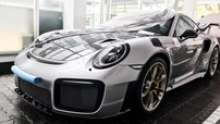 """Chuẩn bị hành trình siêu xe, ông Đặng Lê Nguyên Vũ """"chiêu mộ"""" Porsche 911 GT2 RS hơn 20 tỷ đồng"""