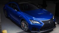 Lexus RC F 2020 ra mắt ở triển lãm Detroit với nhiều mã lực hơn, dáng vẻ mới mẻ hơn