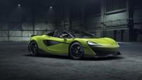 McLaren 600LT Spider 2020 - Siêu xe mui trần cho những fan cuồng tốc độ