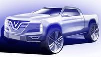 VinFast đưa ra cả bản vẽ của một mẫu xe bán tải cho người Việt bình chọn