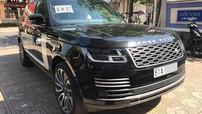 """Cũng ra biển trắng như xe Minh """"Nhựa"""" nhưng chiếc Range Rover đời 2018 tại Bình Dương lại đắt gần 4 tỷ đồng"""