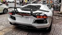 """Sau gần 3 năm """"mất tích"""", siêu xe Lamborghini Aventador tại miền Trung bất ngờ xuất hiện ở Sài thành"""