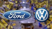 """Ford """"bắt tay"""" Volkswagen trở thành liên minh sản xuất ô tô lớn, tập trung vào xe thương mại và bán tải"""