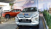 Soi kỹ Mitsubishi Triton 2019 mới ra mắt khách hàng Việt với giá từ 730,5 triệu đồng