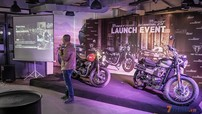 Triumph Việt Nam chính thức ra mắt New Street Twin và New Street Scrambler 2019