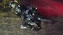 Đồng Nai: Xe mô tô phân khối lớn va chạm với Honda Air Blade, 4 người thương nặng