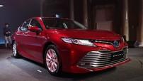 Toyota Camry 2019 sẽ ra mắt Việt Nam vào tháng 4/2019, nhập khẩu từ Thái Lan