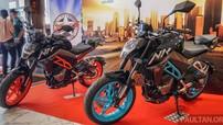 Xe phân khối lớn Trung Quốc nhái KTM Duke ra mắt với mức giá siêu rẻ