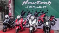 Xe máy điện Pega NewTech bắt đầu được bàn giao cho khách hàng từ hôm nay