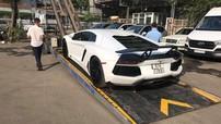 Mới xuất hiện tại Sài thành, siêu xe Lamborghini Aventador bí ẩn nhất Việt Nam đã có biển số