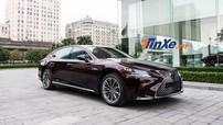 Đánh giá nhanh Lexus LS 500 2019: Không còn là xe sang cho tuổi trung niên