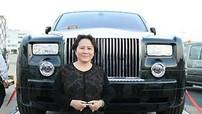 Bà Dương Thị Bạch Diệp - người đầu tiên mua Rolls-Royce Phantom chính hãng tại Việt Nam - bị bắt