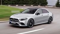 A-Class Sedan 2019 là mẫu xe Mercedes-Benz rẻ nhất mà bạn có thể mua bây giờ