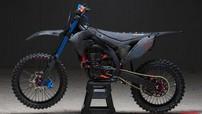 Chiêm ngưỡng tuyệt tác đầy quyến rũ từ bản độ xe cào cào Kawasaki KX 450 được thực hiện bởi máy in 3D