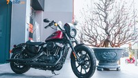 Đánh giá nhanh Harley Davidson 1200 Iron 2019: Sportster mang linh hồn Cruiser