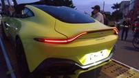 Siêu xe Aston Martin V8 Vantage 2018 đầu tiên tại Việt Nam được bàn giao cho doanh nhân quận 12
