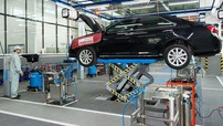 Sau tất cả, Toyota vẫn là thương hiệu được lòng người Việt nhất về dịch vụ