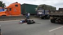 """""""Phượt thủ"""" tử nạn trên đường từ Tp. Hồ Chí Minh về Hà Tĩnh ăn Tết"""