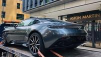 Siêu xe Aston Martin DB11 đầu tiên tại Việt Nam đã có mặt tại đại lý chính hãng