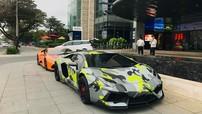 """Lamborghini Aventador LP700-4 độ """"khủng"""" lần đầu tiên được chủ nhân cho về quê nhà Đà Nẵng"""