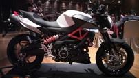 Đánh giá nhanh naked bike Aprilia Shiver 900 2019: Ngoại hình cơ bắp, mạnh mẽ, giá cao