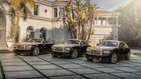 Rolls-Royce tung ra bộ ba Ghost, Wraith và Dawn phiên bản năm Kỷ Hợi