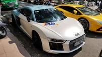 """Qua bàn tay Cường """"Đô-la"""", chiếc siêu xe Audi R8 V10 Plus từng của Chủ tịch Trung Nguyên đã trở nên bắt mắt hơn trước"""