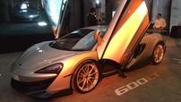 Siêu xe McLaren 600LT lần đầu ra mắt giới nhà giàu tại Malaysia đã nhận ngay 14 đơn đặt hàng