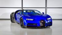 Siêu xe Bugatti Chiron Sport đầu tiên xuất xưởng, lập tức về tay một đại gia Trung Đông