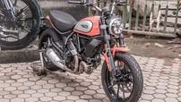 Đánh giá nhanh Ducati Scrambler Icon 2019: Giữ nguyên thiết kế, bổ sung công nghệ và màu sắc mới