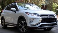 Đánh giá nhanh Mitsubishi Eclipse Cross 2018 bản Mỹ: Khiếm khuyết trên nhiều phương diện
