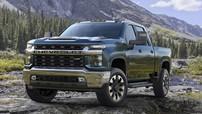 Xe bán tải hạng nặng Chevrolet Silverado HD 2020 chính thức được vén màn