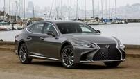 """Lexus LS bán chạy gấp đôi tại Mỹ bất chấp việc xe sedan bị """"thất sủng"""""""