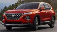 Đánh giá nhanh Hyundai Santa Fe 2019 bản Mỹ: Đẹp mắt, rộng rãi, lái tốt và nhiều công nghệ an toàn