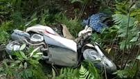 Đổ đèo Tam Đảo bằng xe ga Honda Lead, 2 vợ chồng rơi xuống vực ngày mùng 4 Tết