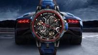 """4 chiếc đồng hồ phiên bản siêu xe cực hợp với đại gia Minh """"Nhựa"""""""