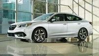 Đánh giá nhanh Subaru Legacy 2020: Đối thủ đáng gờm của Toyota Camry và Honda Accord