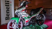 Xe côn tay Benelli RFS150i chốt giá 40 triệu đồng tại Việt Nam, Exciter 150 và Winner 150 có đối thủ