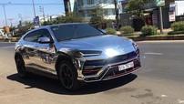 """Để Pagani Huayra """"ăn Tết"""" tại Sài thành, Lamborghini Urus chính là bạn đồng hành du Xuân cùng Minh """"Nhựa"""""""