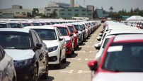 Gần 650.000 xe con, xe tải được nhập khẩu về Việt Nam trong 10 năm qua