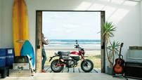 """""""Khỉ con"""" Honda Monkey 125 nhận giải thưởng danh giá từ Nikkei"""