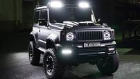 """Suzuki Jimny Black Bison Edition """"hiện nguyên hình"""", trông rắn rỏi hơn cả Mercedes-Benz G-Class"""