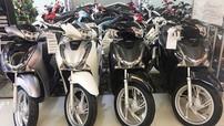Hết Tết, giá xe Honda SH vẫn chưa có dấu hiệu giảm