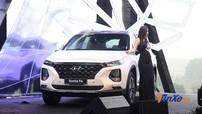 """""""Bán bia kèm lạc"""" tới 100 triệu đồng, Hyundai Santa Fe 2019 vẫn có doanh số hơn 800 chiếc trong tháng đầu năm"""